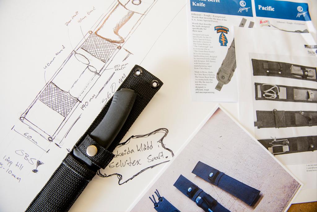 Kniv i produktutveckling